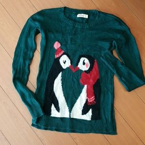 Holiday Hollister Sweater